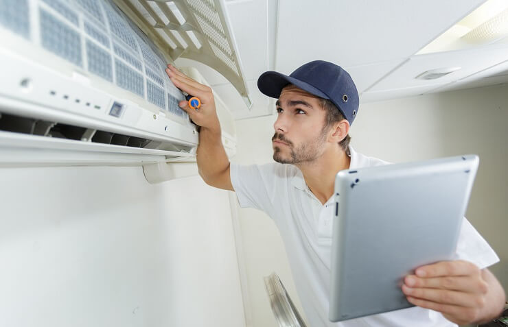 Heating and Cooling Company Lincoln Park